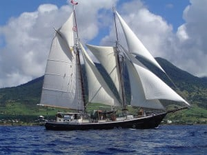 Best New England Yacht Charter in Maine