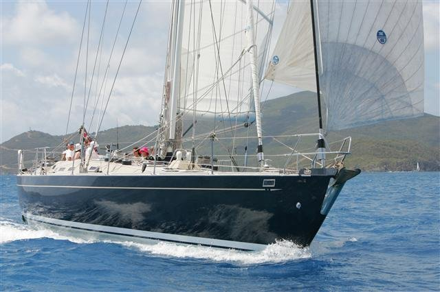 Picture of the Pacific Wave on a Christmas Yacht Charter