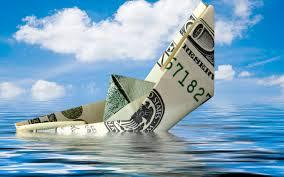 Dollar Sailboat
