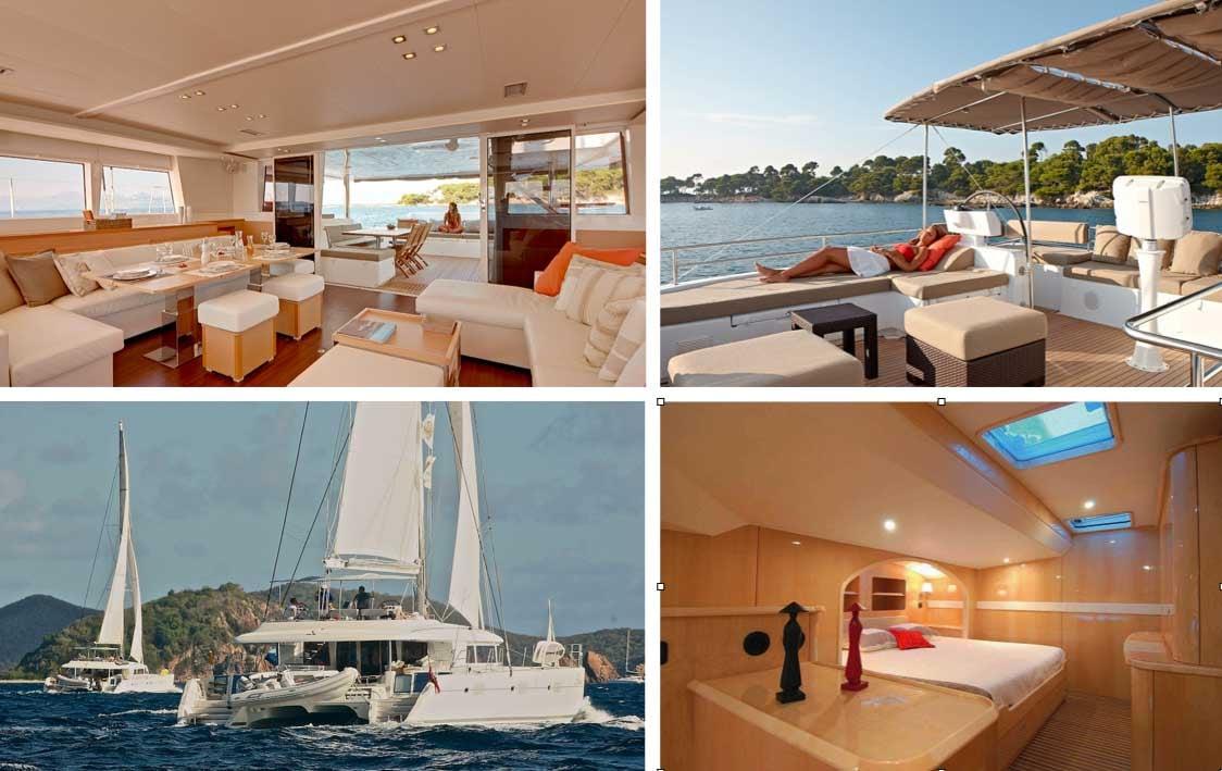 Greece Catamaran Charters