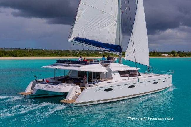 Best New BVI Catamaran Charter - Nenne