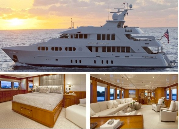 Scuba Yacht Charter Special on Superyacht Milk & Honey