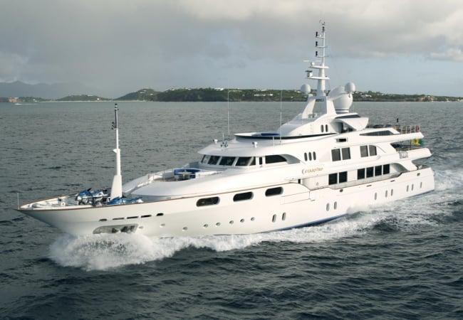 Caribbean Megayacht Charter - Starfire