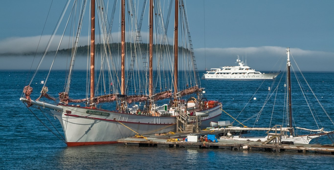 Best New England Yacht Charters