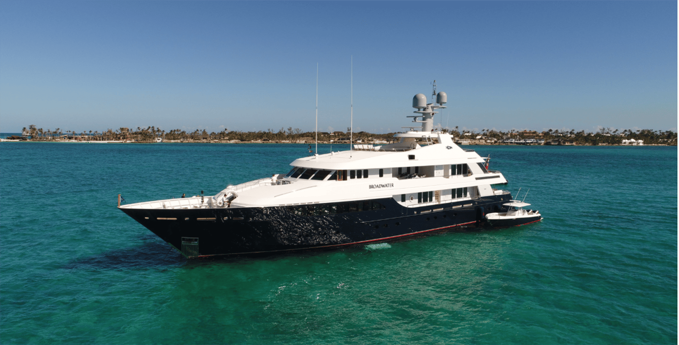 Cast Off on a Broadwater Yacht Charter