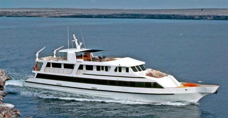 Galapagos Yacht Cruise on Integrity
