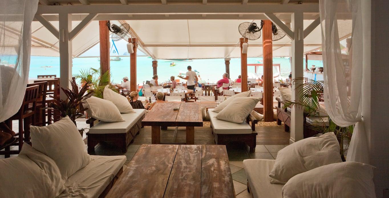 Nikki Beach St. barts Yacht charter