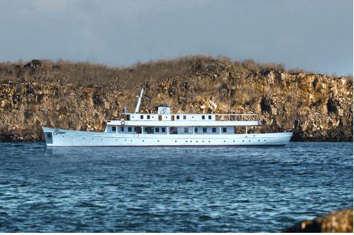 Grace Galapagos Luxury Yacht Charter