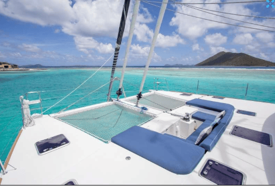 """""""THE"""" Place for Sundowners on the Lagoon 56"""