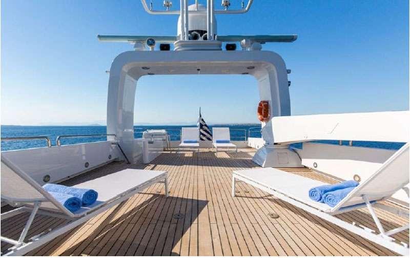 Motor Yacht 'HEESEN', 13 PAX, 139.00 Ft, 42.00 Meters, Built 1998, Heesen, Refit Year 2019