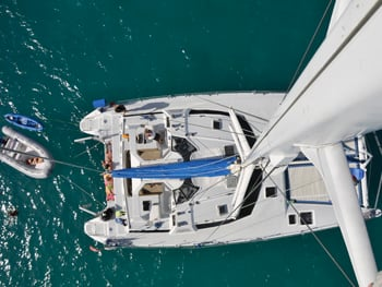 Catamaran Yacht 'BREANKER', 8 PAX, 2 Crew, 55.00 Ft, 16.00 Meters, Built 1991, Simonis, Refit Year 2018