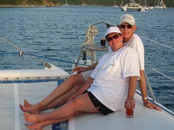 Catamaran Yacht 'BREANKER' Are we happy?, 8 PAX, 2 Crew, 55.00 Ft, 16.00 Meters, Built 1991, Simonis, Refit Year 2018
