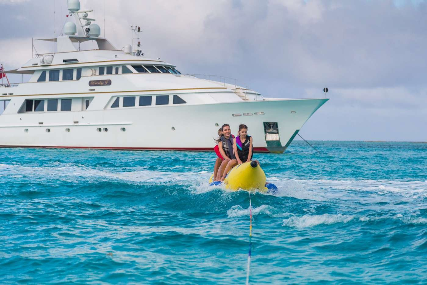 Motor Yacht 'LADY J' Water Toys, 12 PAX, 9 Crew, 142.00 Ft, 43.00 Meters, Built 1997, Palmer Johnson, Refit Year 2017