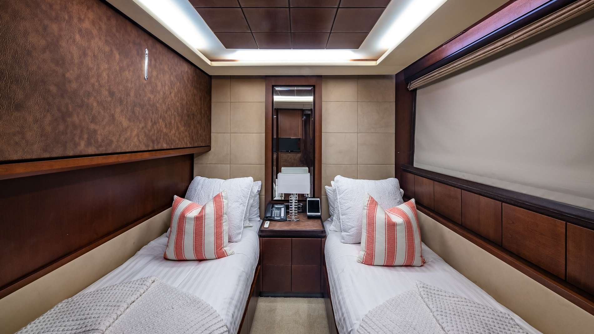 Motor Yacht 'TAIL LIGHTS' Twin Stateroom, 12 PAX, 6 Crew, 116.00 Ft, 35.00 Meters, Built 2011, Azimut, Refit Year 2016