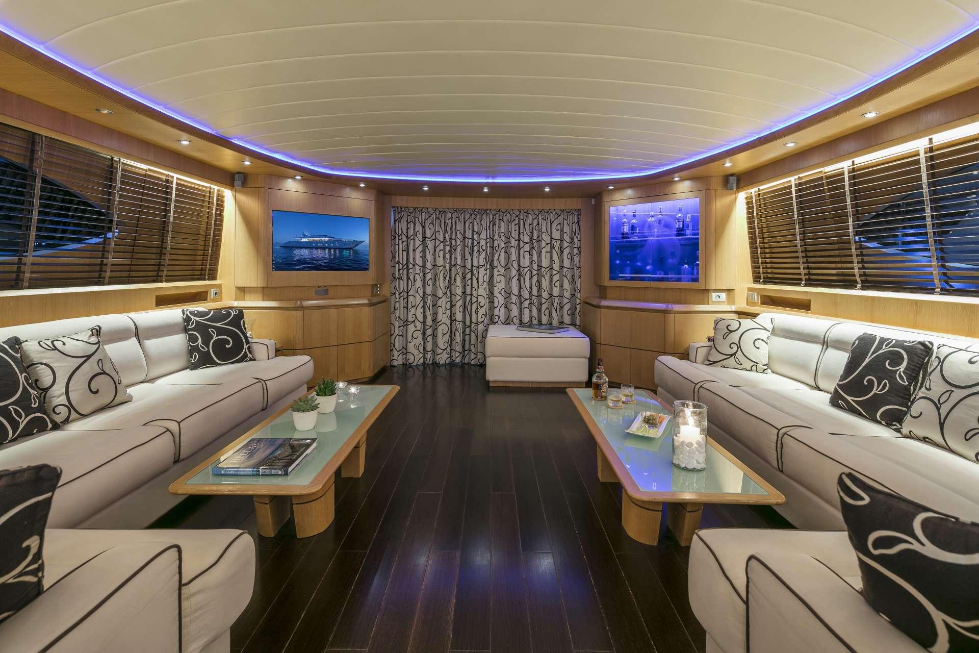 Motor Yacht 'PARIS A', 12 PAX, 6 Crew, 115.00 Ft, 35.06 Meters, Built 2009, Majora, Refit Year 2013