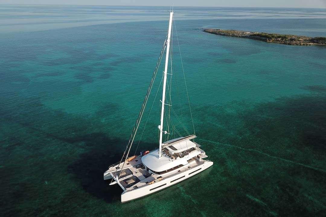 Catamaran Yacht 'TELLSTAR', 8 PAX, 4 Crew, 77.00 Ft, 23.00 Meters, Built 2019, Lagoon
