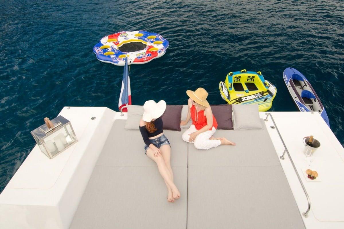 Catamaran Yacht 'ALTESSE' The popular