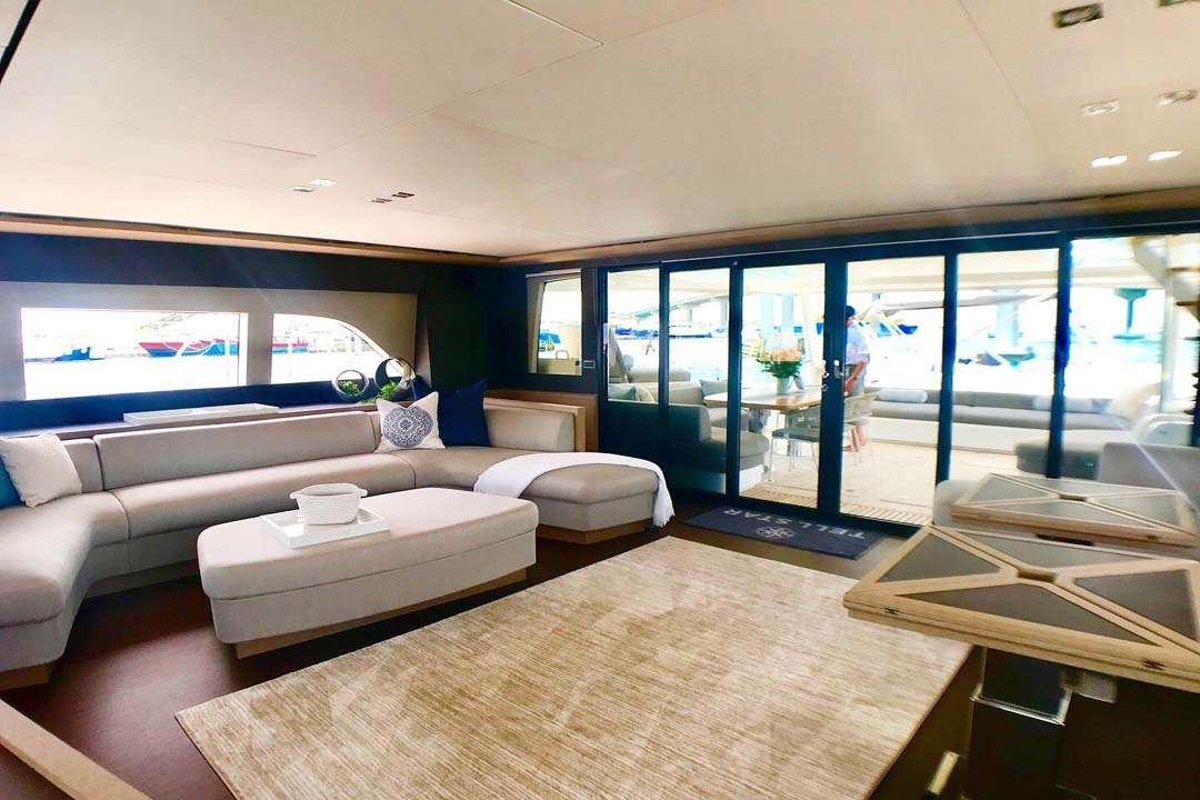 Catamaran Yacht 'TELLSTAR' Tellstar, 8 PAX, 4 Crew, 77.00 Ft, 23.00 Meters, Built 2019, Lagoon