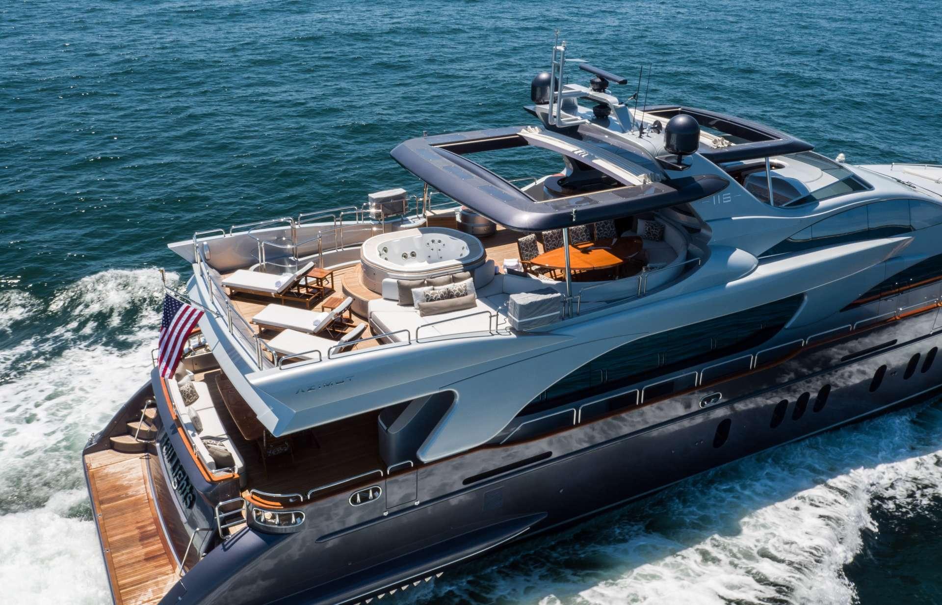 Motor Yacht 'TAIL LIGHTS', 12 PAX, 6 Crew, 116.00 Ft, 35.00 Meters, Built 2011, Azimut, Refit Year 2016