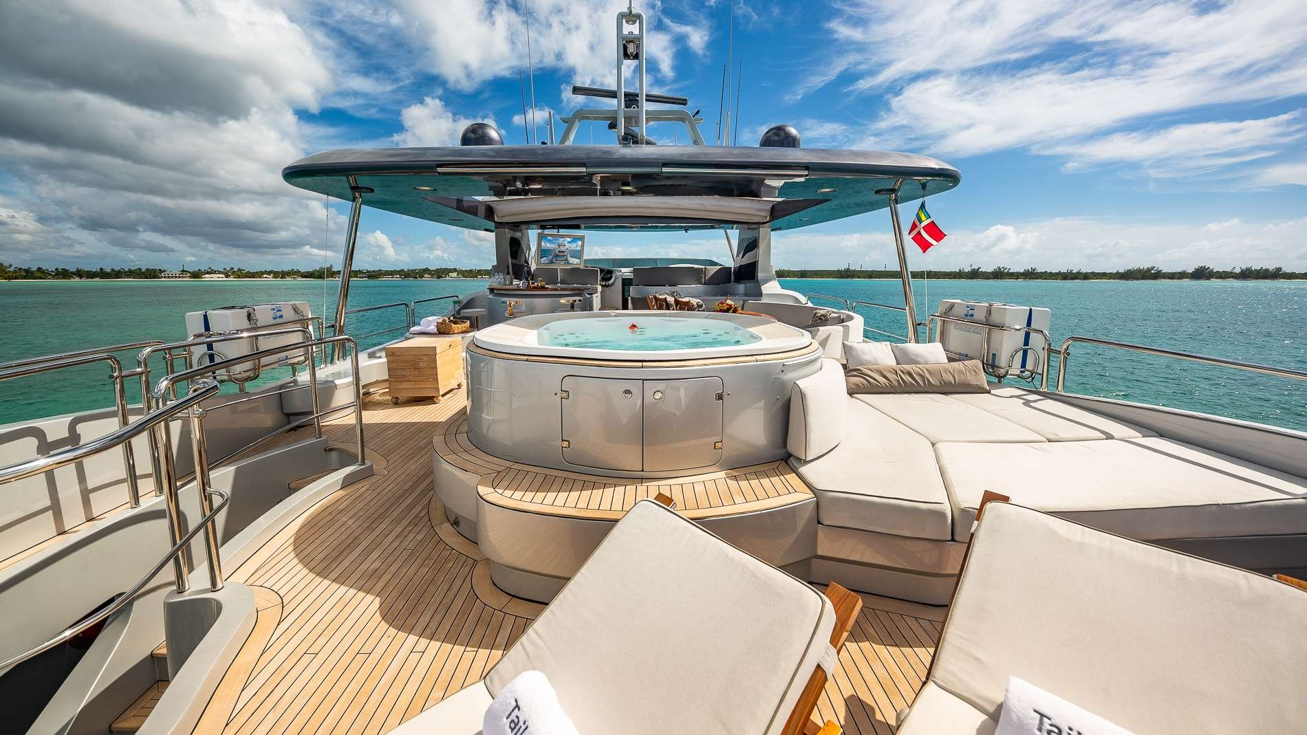 Motor Yacht 'TAIL LIGHTS' Flybridge, 12 PAX, 6 Crew, 116.00 Ft, 35.00 Meters, Built 2011, Azimut, Refit Year 2016