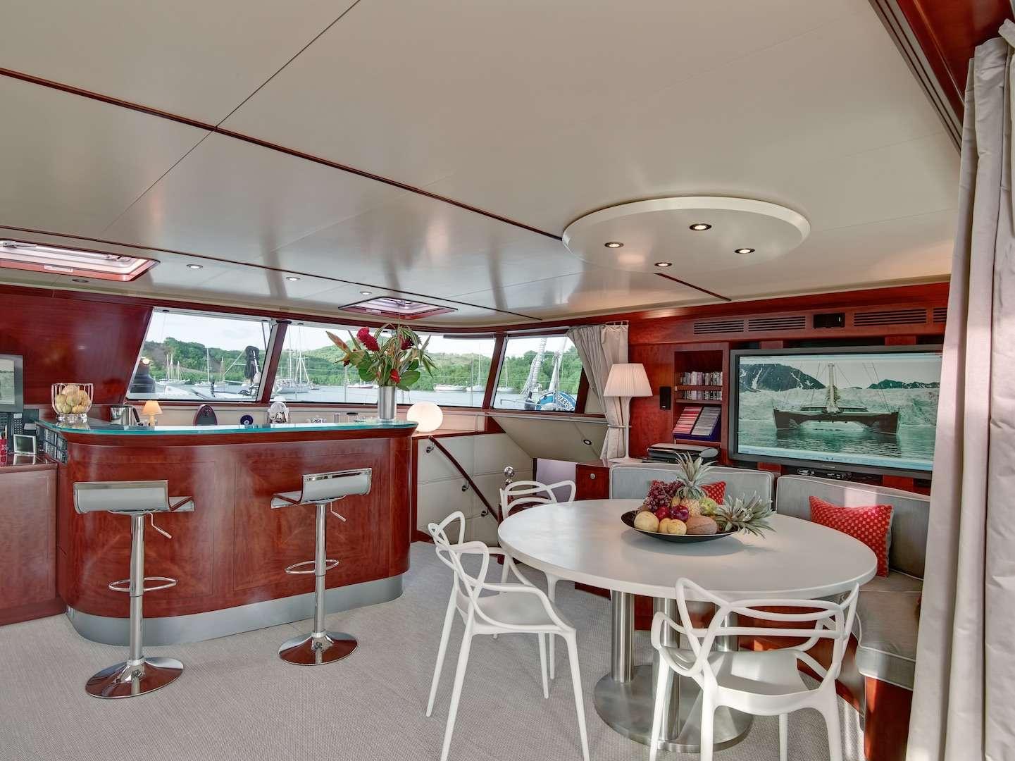 Cat Yacht 'Cat', 6 PAX, 3 Crew, 84.00 Ft, 25.00 Meters, Built 2004, JFA Chantier Naval, Refit Year 2012