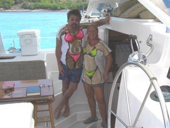 Catamaran Yacht 'BREANKER'