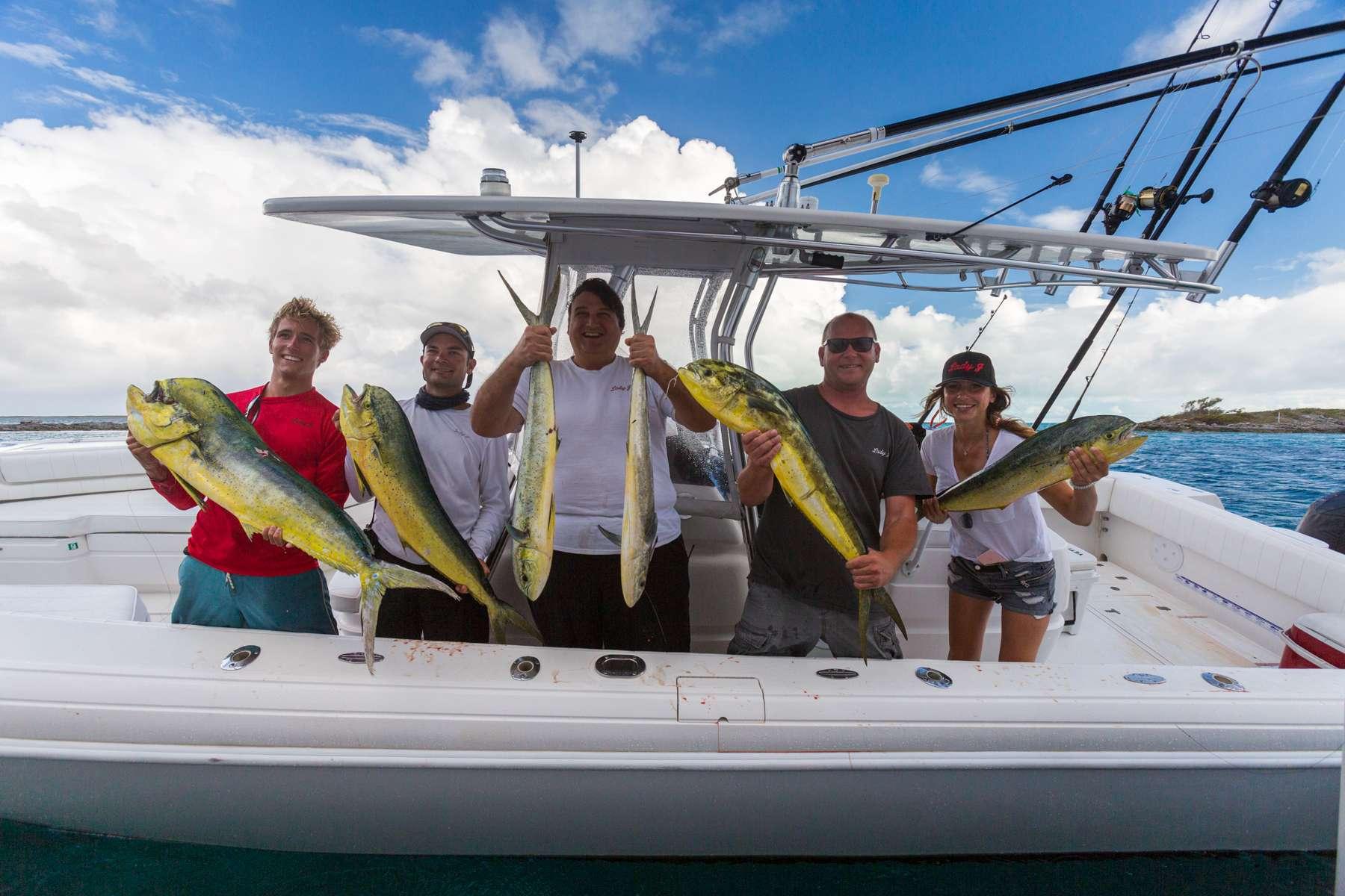 Motor Yacht 'LADY J' Fishing, 12 PAX, 9 Crew, 142.00 Ft, 43.00 Meters, Built 1997, Palmer Johnson, Refit Year 2017
