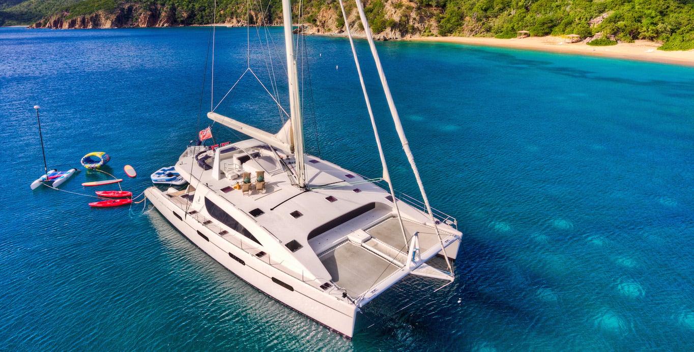 Caribbean Catamaran Yacht Charter Specials - Spring & Summer 2019
