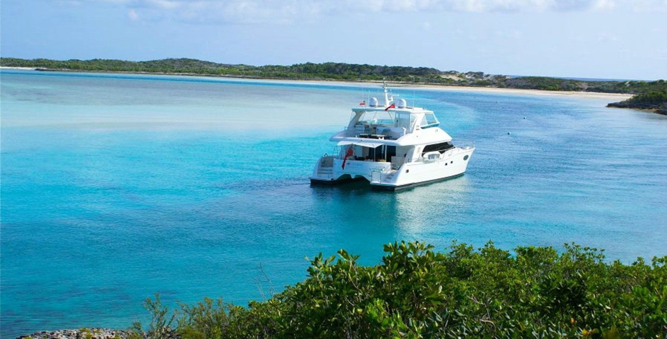 Sea Boss - a Horizon Yacht Charter in the BVI