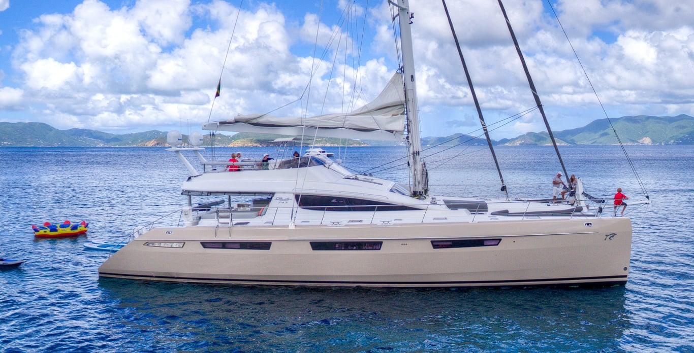 More BVI Catamaran Charter Discounts