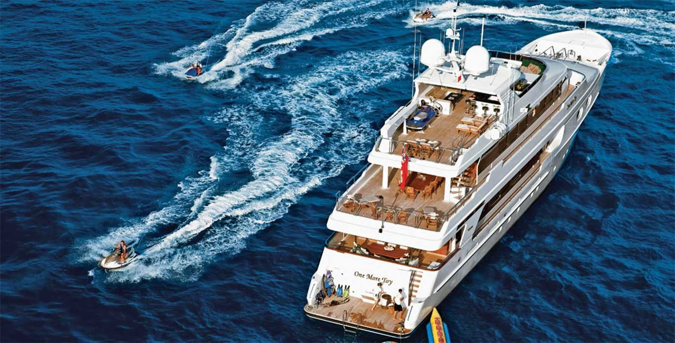 One More Toy Yacht Charter Special