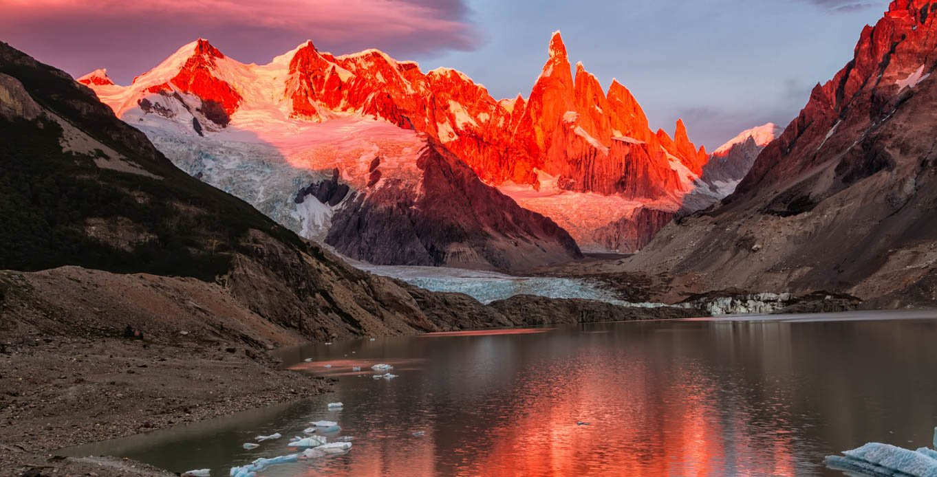 Patagonia Yacht Charter - the New Yacht Frontier