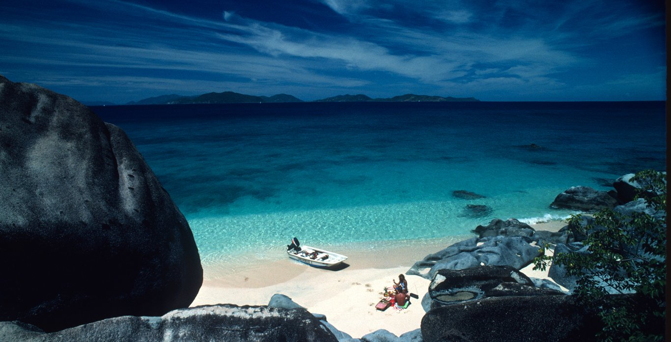 Virgin Gorda Yacht Charter Attractions