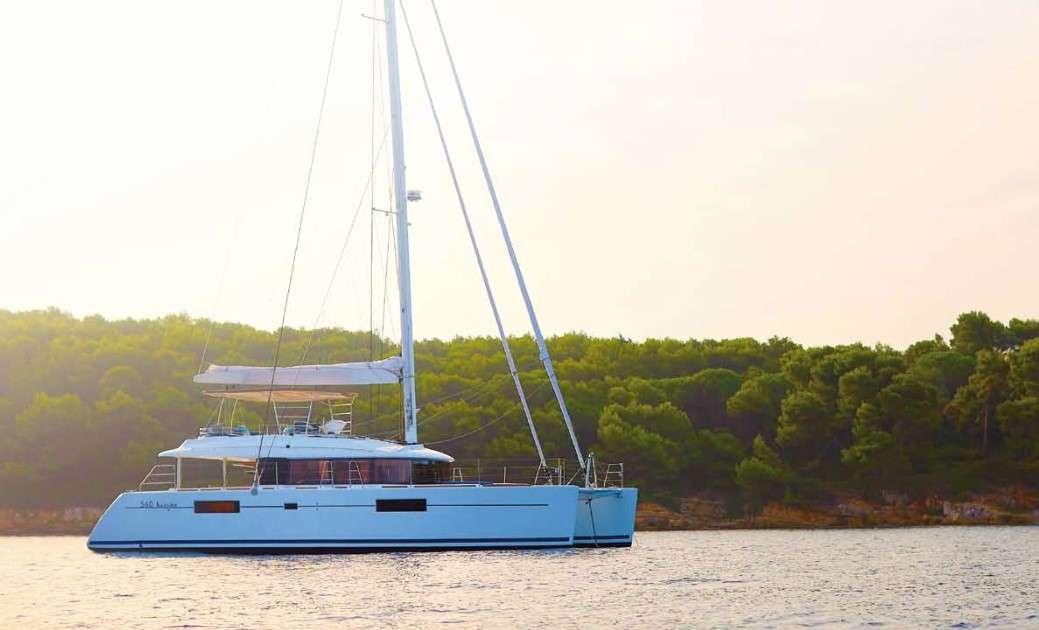 Virgin Islands Catamaran Charter - Sleepaboard Specials