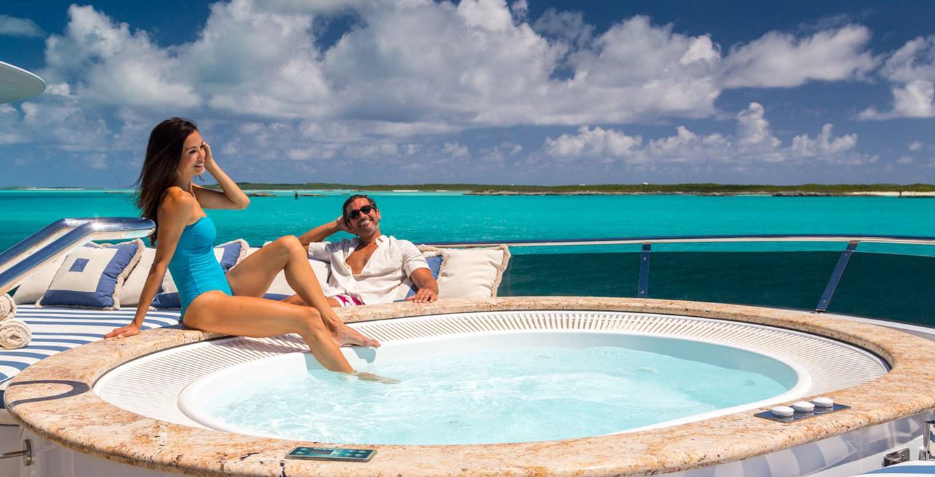 Lady Joy Featured Yacht Charter