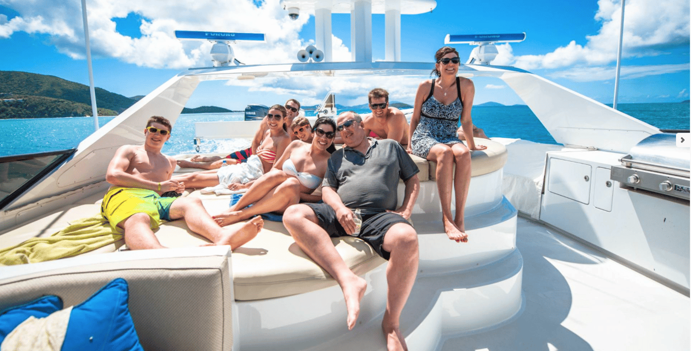 All-inclusive St. Thomas Mega Yacht Charter Special - Private Yacht Charters