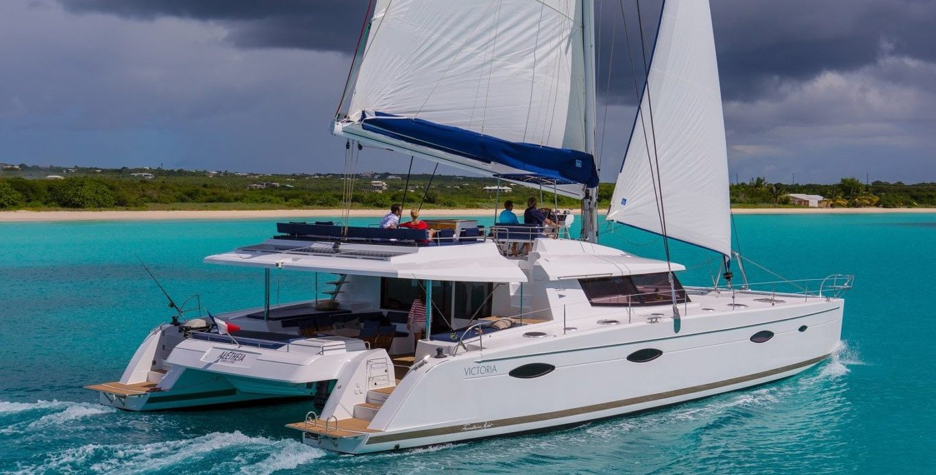 Fountain Pajot Catamaran Lir - Charter Specials - Luxury Private Yachts