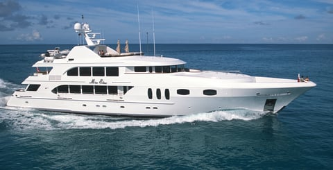 Top Ten Picks for Thanksgiving Yacht Charters in Virgin Islands