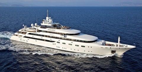O'Mega Superyacht Charters