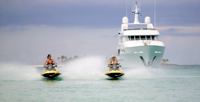 motor boat charter USVI