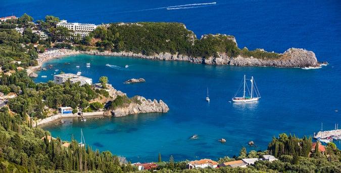 Greek Island Yacht Charter