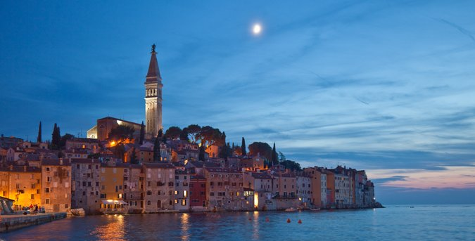 Rovinj, Croatia Yacht Charter
