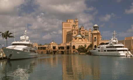 Land and Sea Yachting Getaways at Atlantis