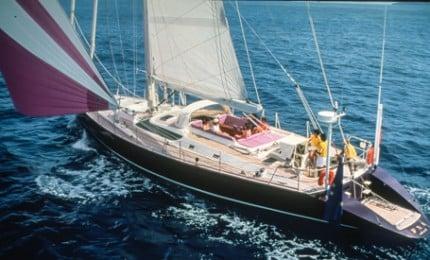 Luxury Sailing Yacht Charters