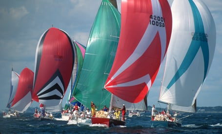 Teambuilding Programs & Regattas on sailing yachts
