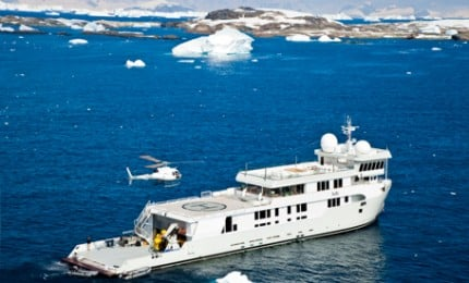 Luxury Expedition Yacht Charters