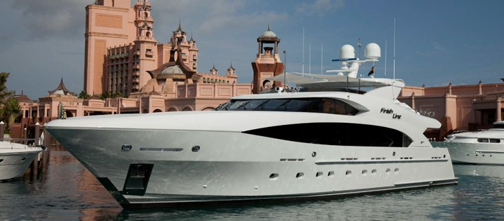 private motor yacht charters