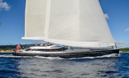 Luxury Super Yacht Charters - Sail