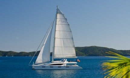 Sailing Catamaran Yacht Charters