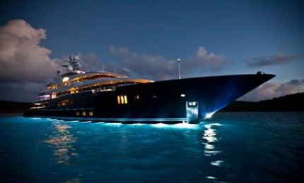 Luxury Super Yacht Charters - Motor
